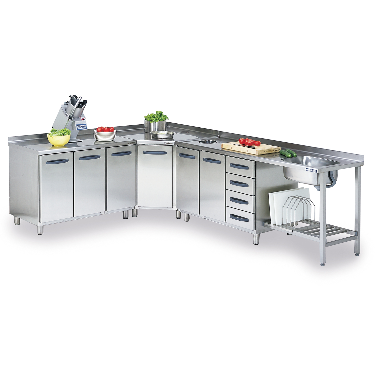 Metos Proff kitchen fixture series