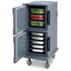 Food transport trolleys