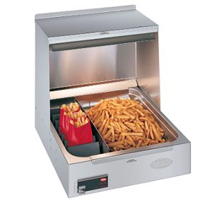 French fry station