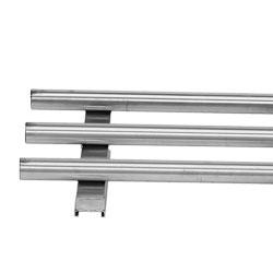 Tray slides