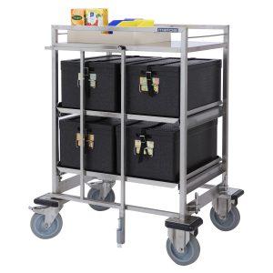 Supplement food trolleys