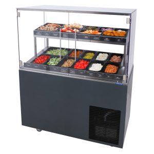 Salad bar buffet Cube