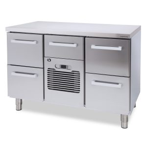Beverage drawer cupboards