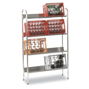 Crate racks