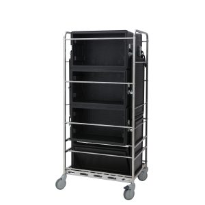 Washing trolley for Blackboxes