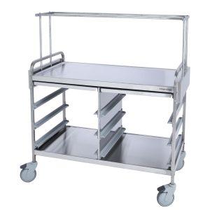 Ward service trolleys