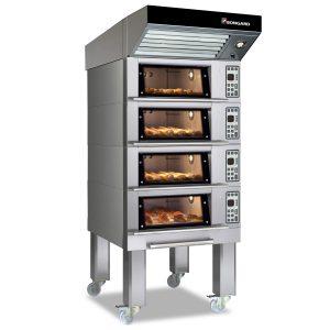 Metos Bongard hearth deck oven