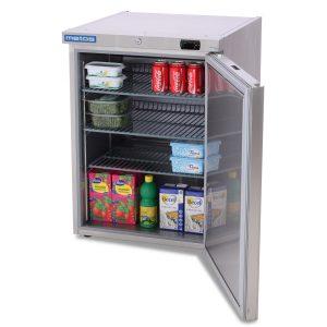 Metos Midi undercounter refrigerator and freezer